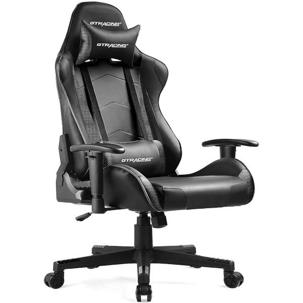 GTRacing Reclining Gaming Chair USA 2021