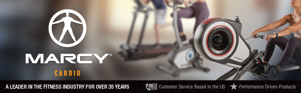 Marcy ME-709 Exercise Bike