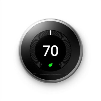 Nest Learning Smart Thermostat USA 2021