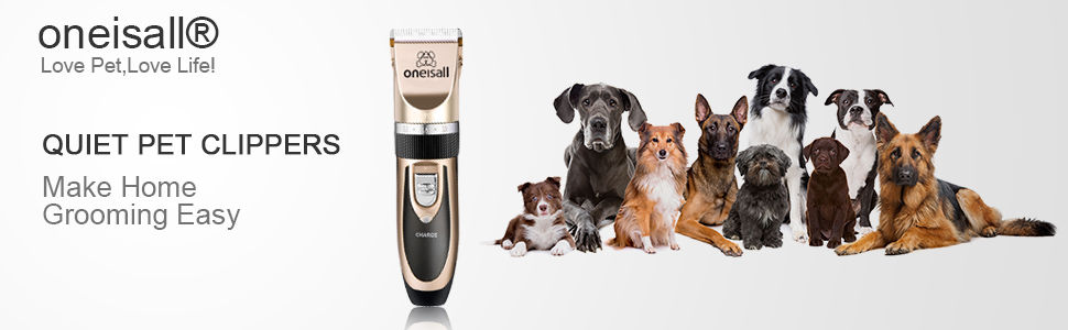 dog grooming shaver